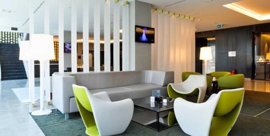 עיצוב מלון Tafarucci LOBBY