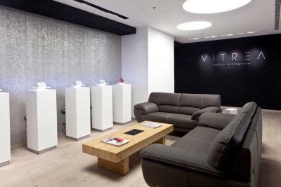 עיצוב פנים חנות VITREA Media Store