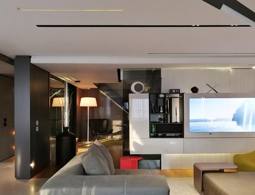 דירה בתל אביב – Janco Flat