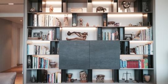 ספרייה מותאמת לצרכי הלקוח